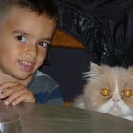 mon petit-flis avec cyrano en 2013